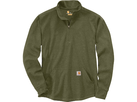 Carhartt Men's Relaxed Fit Heavyweight 1/2-Zip Thermal Sweatshirt