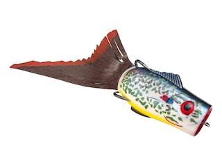 Strike King KVD Popping Perch Topwater Natural Blue
