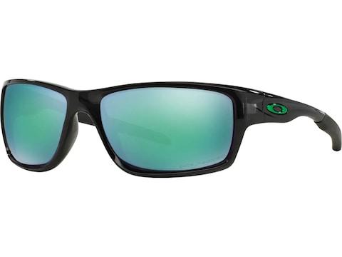Oakley Canteen Polarized Sunglasses Black Ink Frame/Jade Iridium Lens