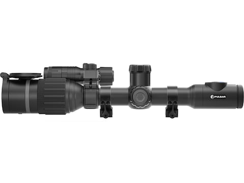 Pulsar Digex N455 Night Vison Rifle Scope 4-16x 50mm Selectable Reticle with 940 nm IR ...