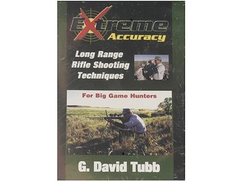 """Gun Video """"Extreme Accuracy: Long Range Rifle Shooting Techniques for Big Game Hunters ..."""