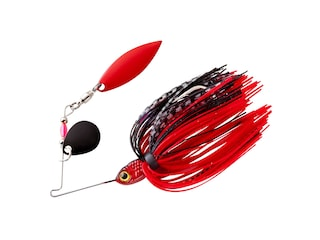 BOOYAH Pond Magic Spinnerbait 3/16oz Red Ant