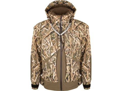 Drake Men's Guardian Elite Layout Blind Waterproof Insulated Jacket Polyester