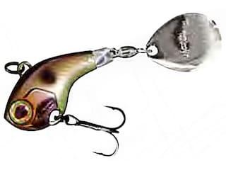 Jackall Deracoup Tail Spinner 1/2oz Dera Shad Nickel