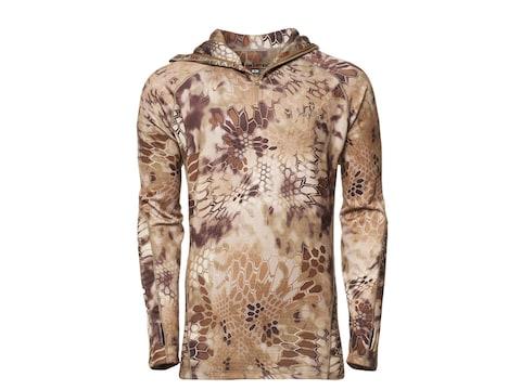 Kryptek Men's Cronos Fleece Hoodie Polyester/Spandex