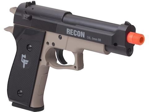 Game Face Recon Airsoft Pistol Kit