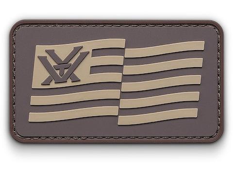 Vortex Optics PVC Flag Morale Patch