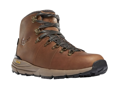 "Danner Mountain 600 4.5"" Hiking Boots Full Grain Leather Men's"