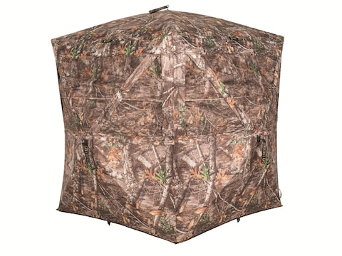 Summit Cobra 2 Person Ground Blind Realtree Edge
