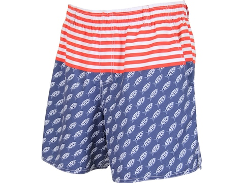 AFTCO Men's Captain Swim Trunks
