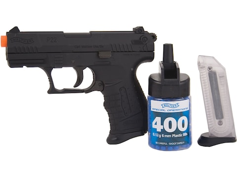 Walther P22 Special Operations Spring Powered Airsoft Pistol