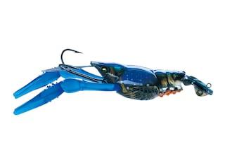 Yo-Zuri 3DB Crayfish Crankbait Prism Black Blue