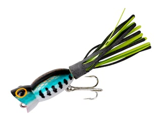 Arbogast Hula Popper 730 Topwater Bass