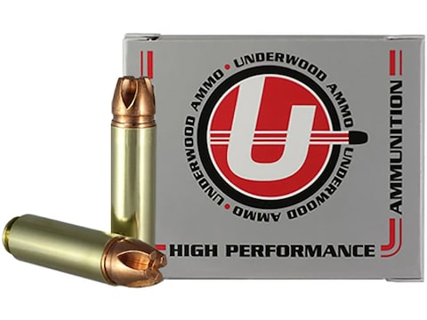 Underwood Ammunition 50 Beowulf 325 Grain Lehigh Xtreme Penetrator Lead-Free Box of 20
