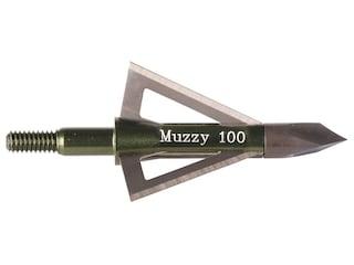 Muzzy 3-Blade Broadhead 100 Grain Pack of 6