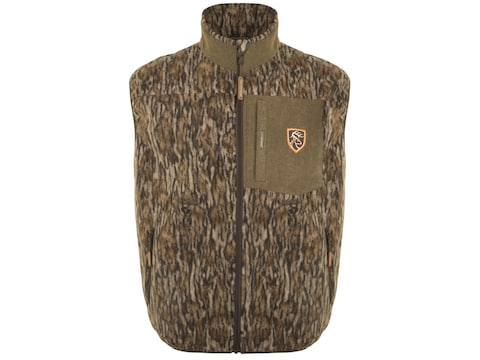 Drake Non-Typical Men's Midweight Windproof Scent Control Layering Vest Polyester