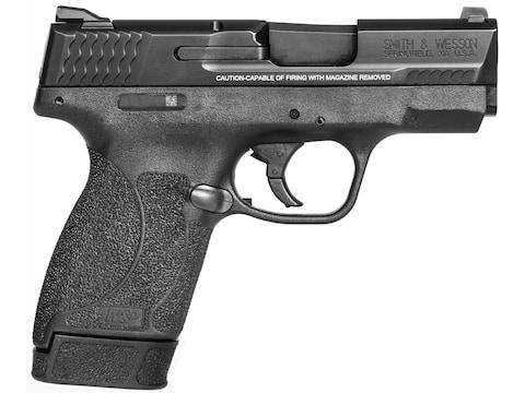 "Smith & Wesson M&P45 Shield M2.0 Pistol 45 ACP 3.3"" Barrel 7-Round Black"
