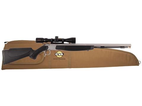 CVA Optima V2 Muzzleloading Rifle with KonusPro 3-9 x 40mm Scope and Case