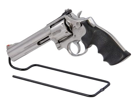 Lockdown Pistol Rack 1-Gun Vinyl Coated Steel Black Package of 3