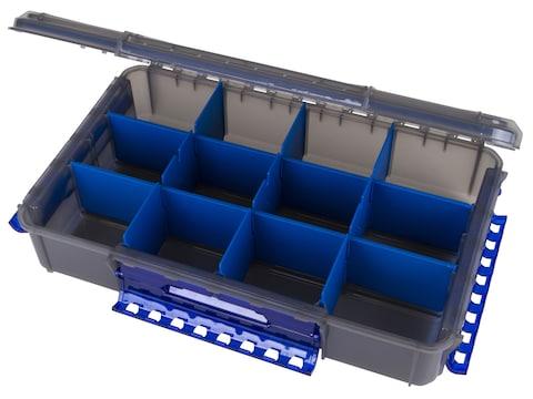 Flambeau Zerust Max Waterproof Tuff Tainer Double Deep 5012 Tackle Box