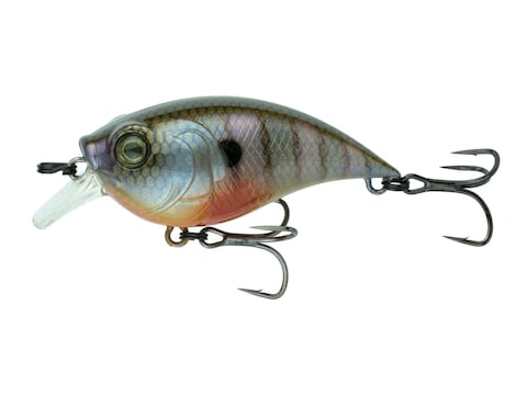 6th Sense Curve Finesse Square Bill Crankbait