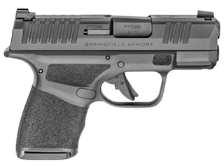 "Springfield Armory Hellcat Semi-Automatic Pistol 9mm Luger 3"" Barrel 13-Round Polymer Black"