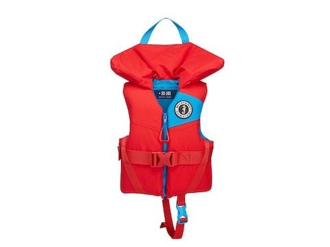 Mustang Survival Lil Legends Infant Life Jacket Imperial Red