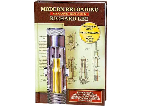 Lee Modern Reloading 2nd Edition, Revised Reloading Manual