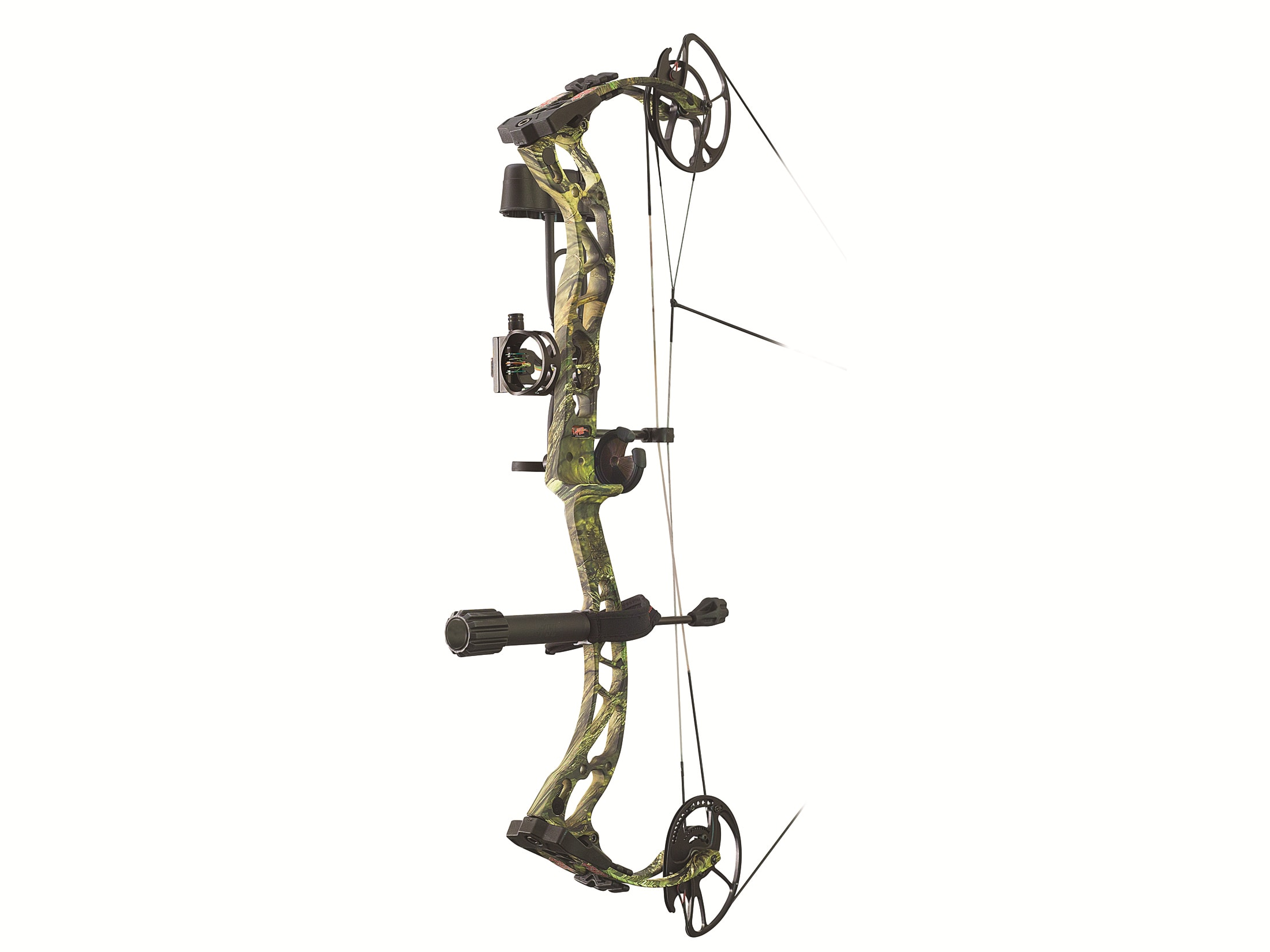 PSE Ramped RTS Compound Bow Package Right Hand 70 lb 24-30 Draw Length