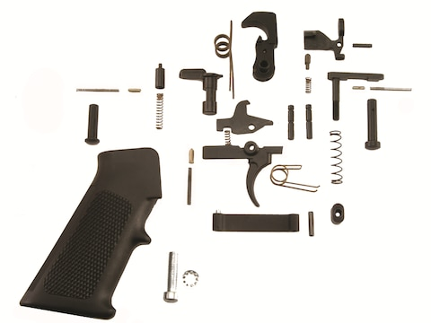 Smith & Wesson M&P15 AR-15 Complete Lower Receiver Parts Kit
