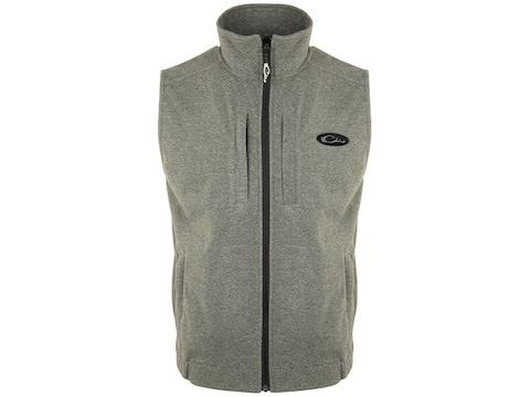 Drake Men's Heather Windproof Layering Vest Polyester