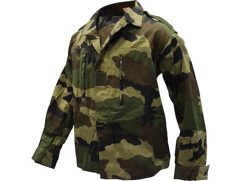 Military Surplus NATO Field Shirt CEC Camo