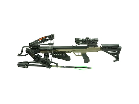 Rocky Mountain RM360 Pro Tan Crossbow Package