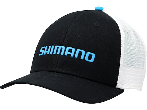 Shimano Men's CCA Weld Cap Black One Size Fits Most