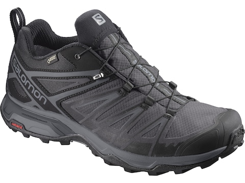 """Salomon X Ultra 3 GTX 4"""" GORE-TEX Hiking Shoes Leather/Synthetic Men's"""