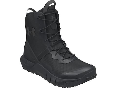 "Under Armour Tactical UA Micro G Valsetz Zip 8"" Tactical Boots Synthetic Men's"