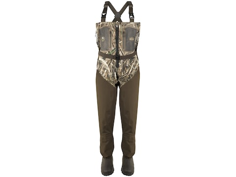 Drake Front Zip Guardian Elite 4-Layer Waders With Tear Away Liner Polyester Men's