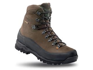 "Crispi Nevada Legend GTX 8"" GORE-TEX 200 Gram Hunting Boots Leather Brown Men's 8.5 D"