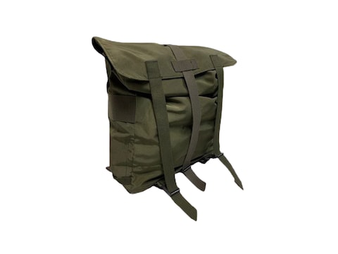 Military Surplus Austrian Combat Pack With Strap Olive Drab Grade 2