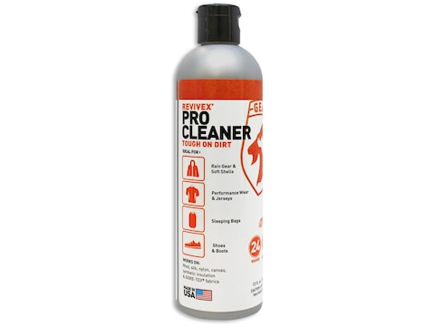 Gear Aid ReviveX Pro Cleaner Gear Wash Liquid 10 oz