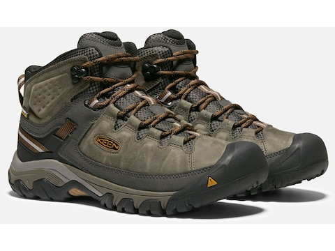 Keen Targhee III Mid WP Hiking Boots Leather/Synthetic Men's