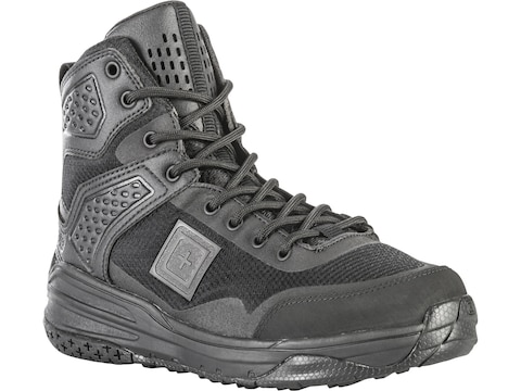 "5.11 Halcyon Stealth 6"" Tactical Boots Leather and Nylon Men's"