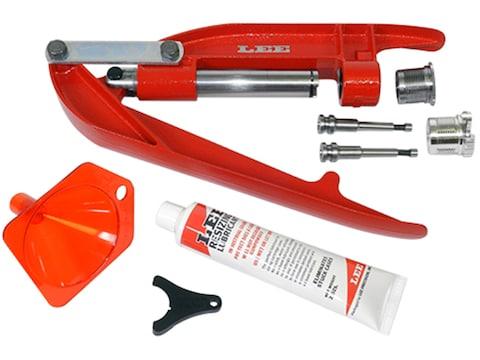 Lee Breech Lock Hand Press Kit