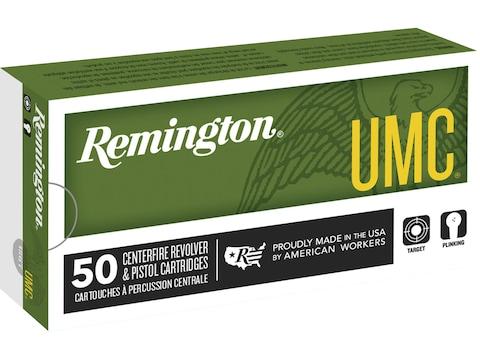 Remington UMC Ammunition 32 ACP 71 Grain Full Metal Jacket Box of 50