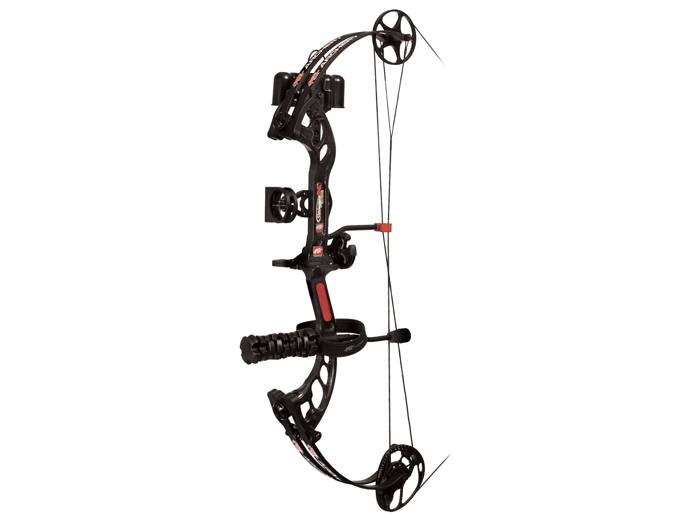 PSE Stinger X RTS Compound Bow Package Right Hand 50-60 lb  Black