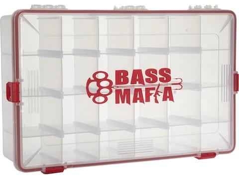 Bass Mafia Bait Casket 3700 2.0 Utility Box