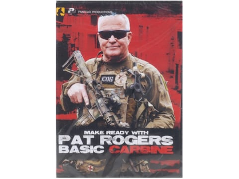 """Panteao """"Make Ready with Pat Rogers: Basic Carbine"""""""