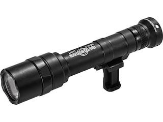 Surefire M640U Scoutlight Pro Weaponlight LED with 2 CR123A Battery Aluminum Black