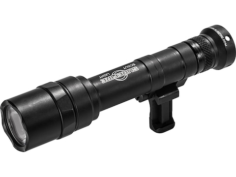 Surefire M640U Scoutlight Pro Weaponlight LED with 2 CR123A Battery Aluminum