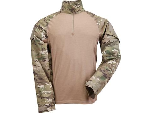 5.11 Men's Rapid Assault Long Sleeve Shirt Cotton/Poly Blend